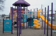 Cheney's new playground structure delivered to Sports Complex south of town