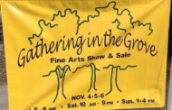 Council Grove: Gathering in the Grove Fine Arts Show and Sale scheduled for Nov 4-5-6