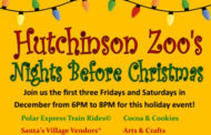 Hutchinson's Zoo presents: Nights Before Christmas on Dec 6