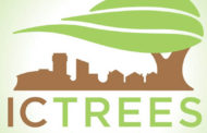 Cheney: Volunteers helped planting trees provided by ICTrees for playground on south main