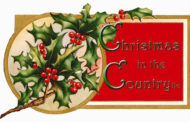 Oxford: Christmas in the Country Event scheduled for Nov 25-26