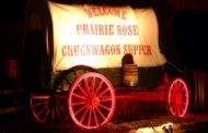 Benton: The World-Famous Prairie Rose Chuckwagon all you can eat dinner and show starts Nov 5