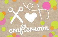 November Crafternoon at Anthony United Methodist Church on Nov 20