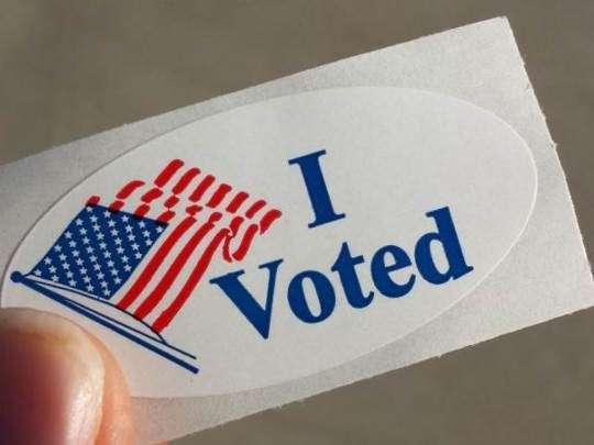 Vote, Nov. 6