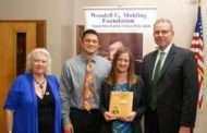 Lindsborg: Smoky Valley teacher awarded Mohling scholarship