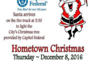 Andover Hometown Christmas scheduled for Dec 8
