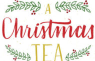 Christmas Tea at Moundridge Senior Center on Dec 14
