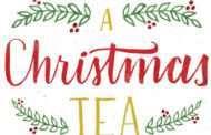 Christmas Tea at Moundridge Senior Center on Dec 14