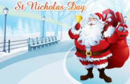 Santa Claus Day sponsored by the Booster Club & Pretty Prairie on Dec 10th