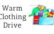 Cheney's Strong Insurance is hosting a Warm Clothing Drive through December 16