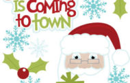 Santa coming to Arlington on Dec 18th