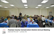 Larned: Pawnee County Conservation District Annual Meeting scheduled for Jan 28