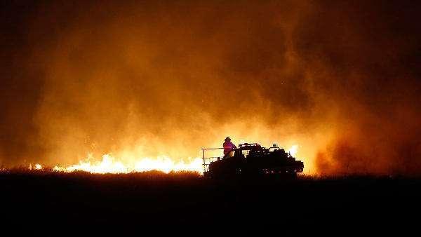 Kansas Gov. Laura Kelly proclaims Feb. 4-8 as Wildfire Awareness Week in Kansas