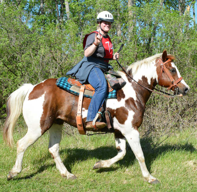 Competitive Trail Ride Returns to Sand Hills State Park, Kansas