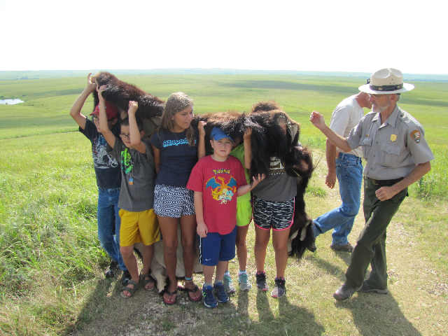 Tallgrass Prairie Wranglers Youth Day Camps at the Preserve