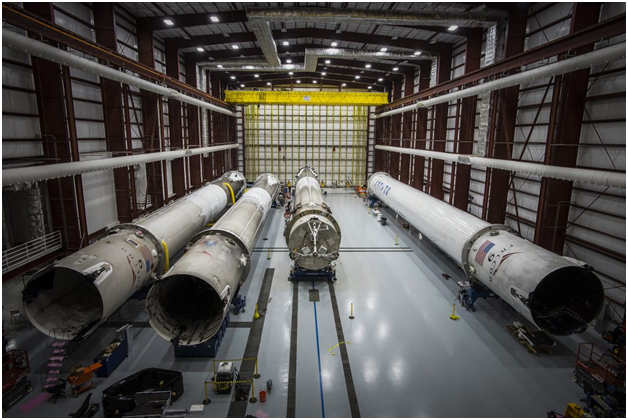 Schweiss Doors Ready for Space Launches at Kennedy Space Center - Hydraulic Doors