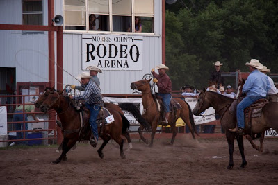 Working Ranch Cowboys Rodeo At Council Grove