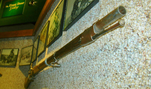 HISTORIC FIREARMS GO ON DISPLAY AT FINNEY COUNTY MUSEUM