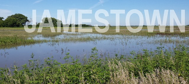 Construction Taking Place at Jamestown Wildlife Area