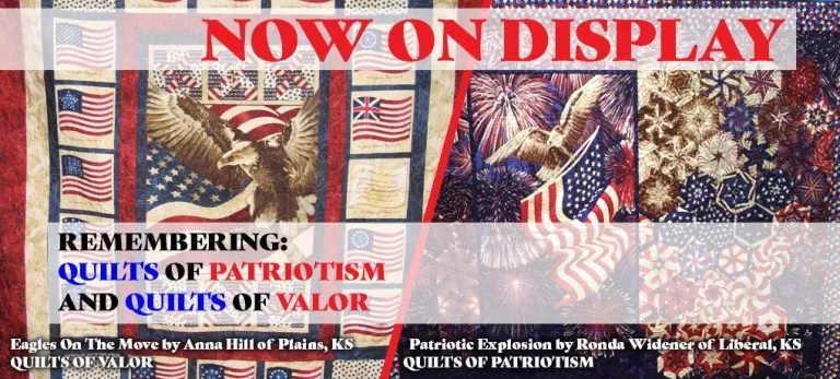 Quilts of Valor® Awards Presentation Ceremony