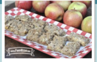 Apple Bars Recipe