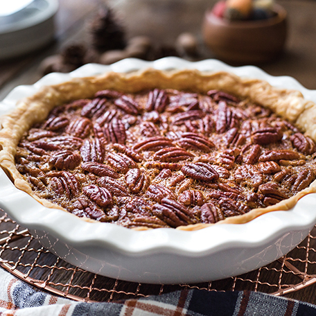 Deliver Holiday Flavor with Pecans
