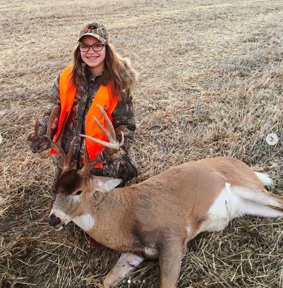Yet another Kansas Outdoor Girl
