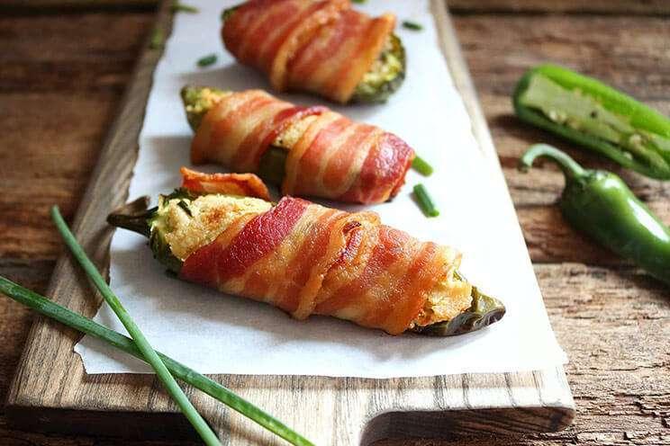Grilled Jalapeño Poppers Three Ways