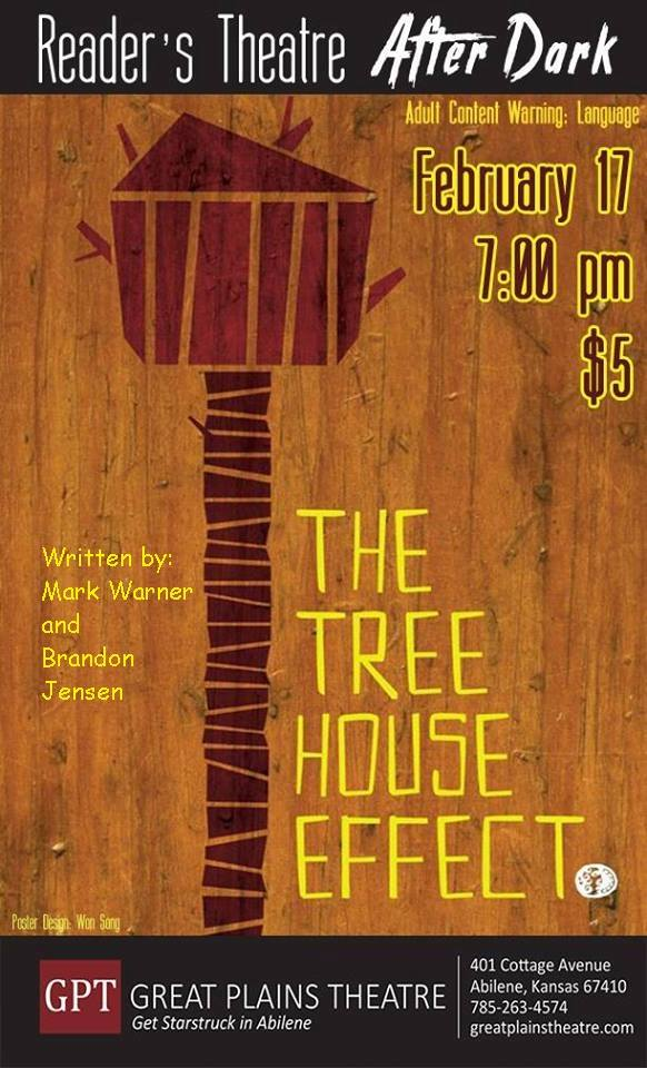 Reader's Theatre: After Dark - The Tree House Effect