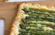 A Simply Scrumptious Easter: Asparagus Tart