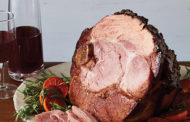 An Easy, Excellent Easter: Spiced Honey and Black Pepper-Glazed Ham
