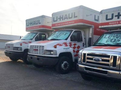 Budget Storage Now Boasts U-Haul Truck Sharing