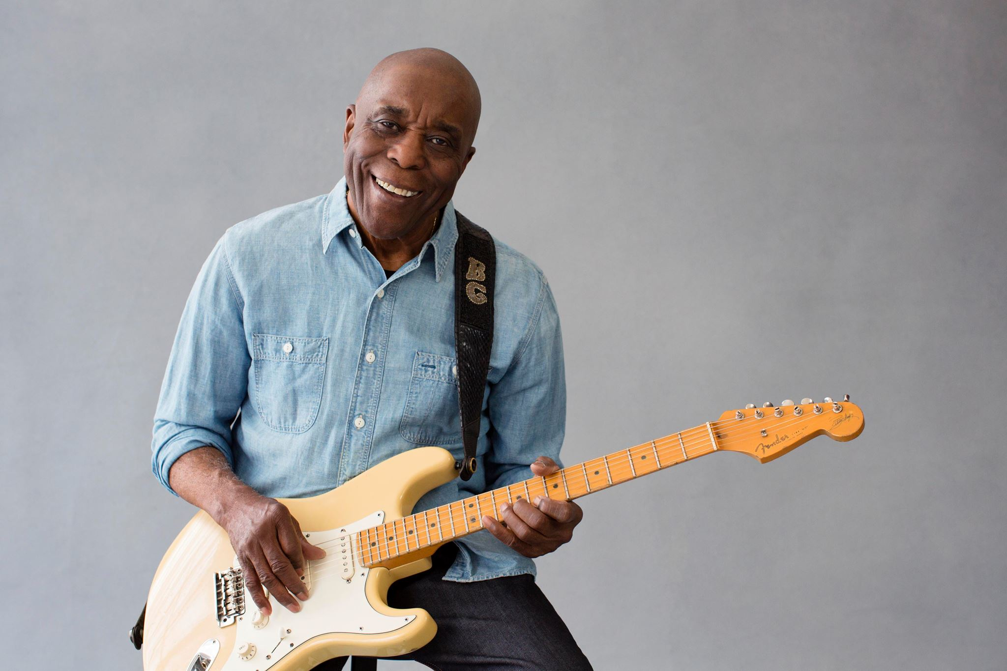 Buddy Guy Comes to the Cotillion