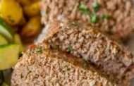 Hidden-Fiber Meatloaf
