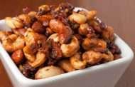 Enjoy Spiced Nuts, 3 Ways