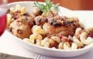 Sicilian Chicken Cacciatore