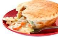 Light Chicken Pot Pie