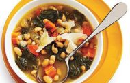 Tuscan White Bean and Escarole Soup