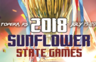 2018 Sunflower State Games Kick-off this weekend