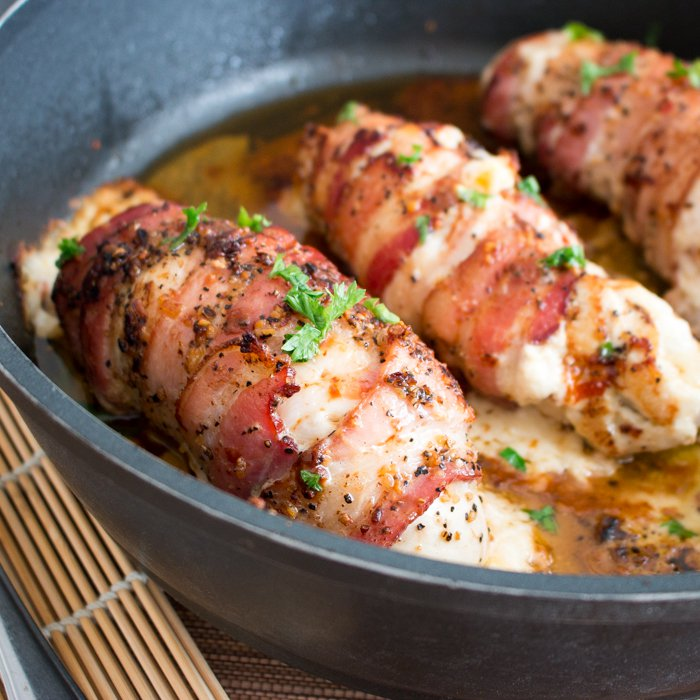Chorizo Stuffed Chicken Wings