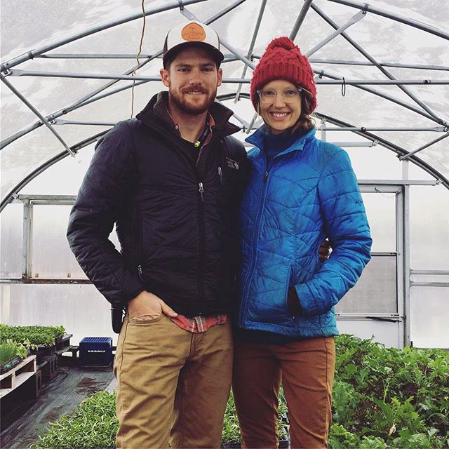 Kansas Profile – Now That's Rural: Adam & Maggie Pounds, Simple Abundance Farm