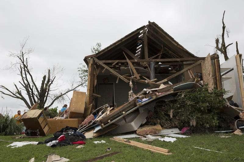 Kansas Saves More Than Anyone From Mitigating Disasters