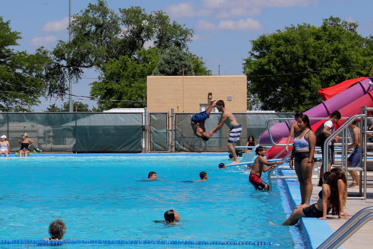 This Might Be The Last Summer Garden City Swimmers Enjoy Their Enormous Pool