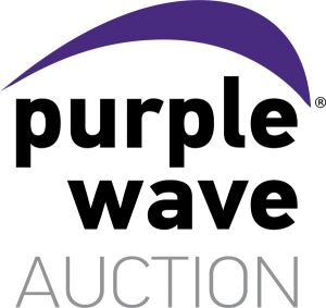 Purple Wave logo
